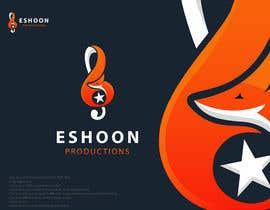 "#29 untuk I need a logo designed. ""Eshoon Productions "" Details ( Music , Entertainment & Event planning Company ) oleh faouzibouyattar"