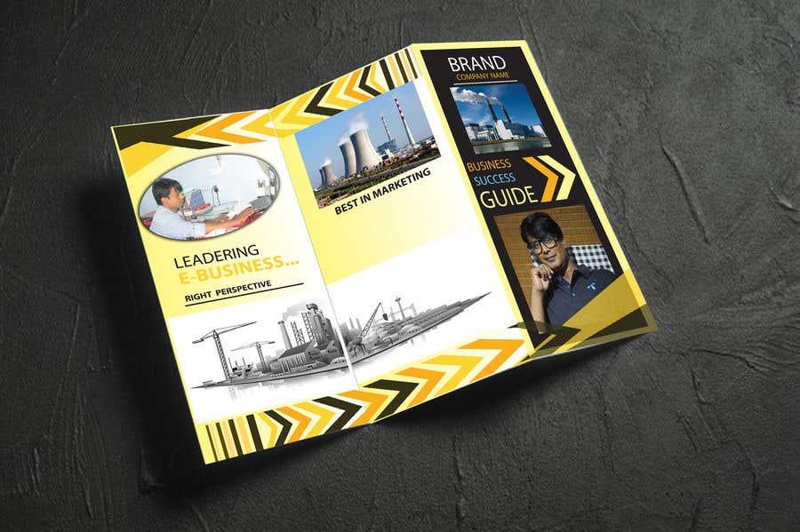 Конкурсная заявка №27 для Create a Brochure /Flyer (20.5cm x 9.5cm) double side