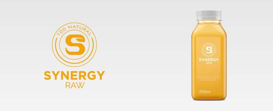 Penyertaan Peraduan #11 untuk Design of a logo and label for a juice bottle / company