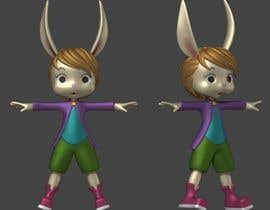 #7 pentru Unity 3D Development - Create an alternative 3D avatar for our current app de către azraneko