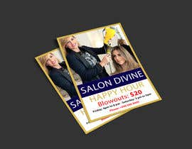 #2 for marketing materials for salon by graphics1111