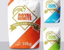 #8 cho Design a creative packing cover for Wall care putty bởi b3ast61