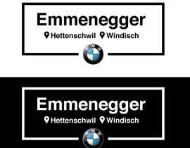 #110 cho advertising stickers on rental cars bởi manjegraphics