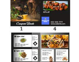 #7 for design coupon book af pjanu
