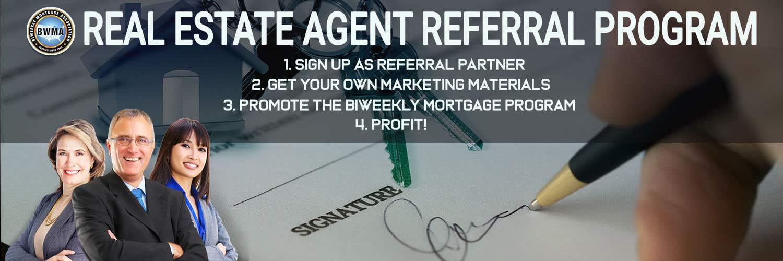 "Kilpailutyö #11 kilpailussa Need website banner for ""Real Estate Agent Referral Program"""