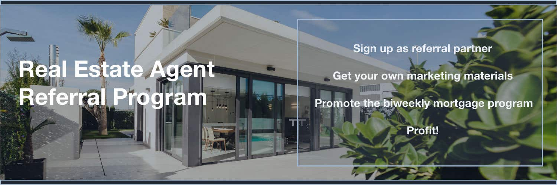 "Kilpailutyö #14 kilpailussa Need website banner for ""Real Estate Agent Referral Program"""