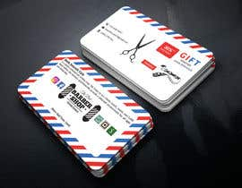 #35 for Design a business card for a hair barber [FAST TURNAROUND] [OTHER PROJECTS AVAILABLE] af DtRahul