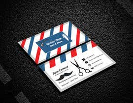 #38 for Design a business card for a hair barber [FAST TURNAROUND] [OTHER PROJECTS AVAILABLE] af Nayonk