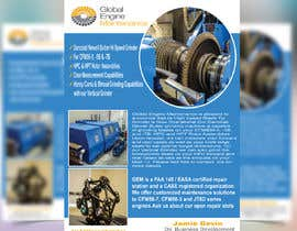 nº 53 pour Brochure for Global Aviation Company par manjur1422