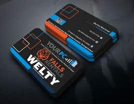 nº 23 pour Design Business Card (I have 3 companies) par nuruzzamanniloy9