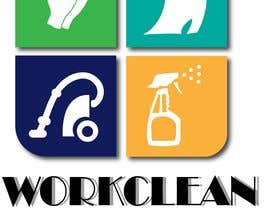 #9 для workclean cleaning services от sarajokic