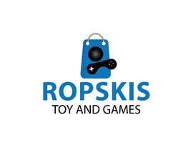 #22 cho Logo design for Toy and Game company bởi mtipu142