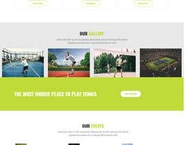#11 untuk Creeer een website template oleh amir499