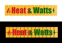 Graphic Design Entri Peraduan #24 for Heat&Watts