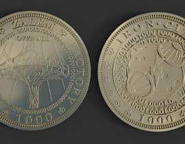 #23 for 3d printable coin from the photos by Tycide