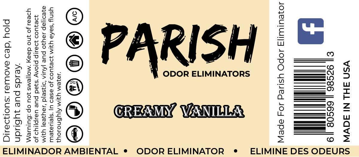 Penyertaan Peraduan #17 untuk new fresh air label design