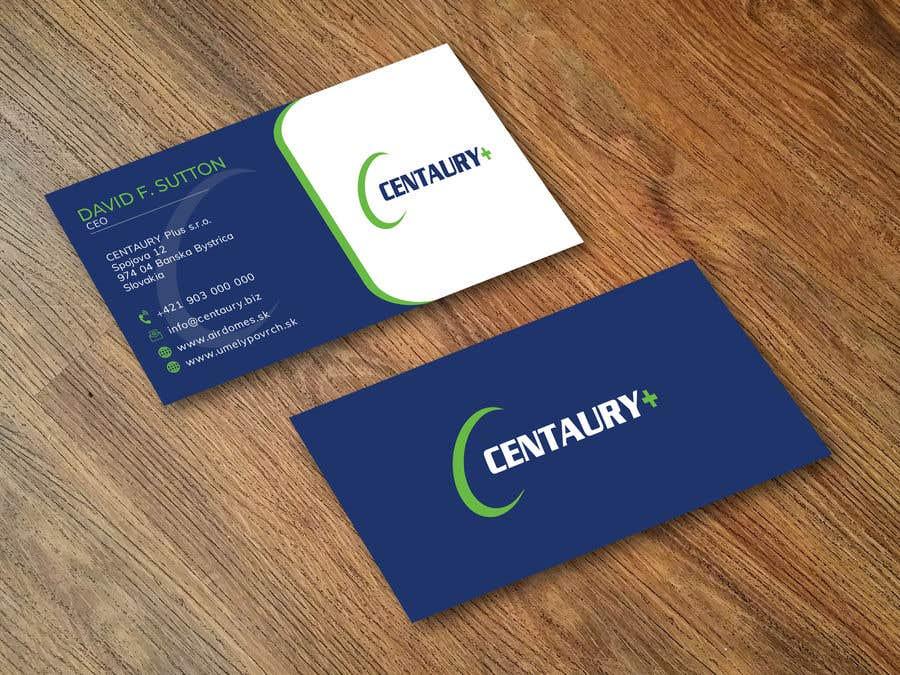 Konkurrenceindlæg #156 for Business card design