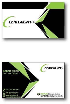 Konkurrenceindlæg #284 for Business card design