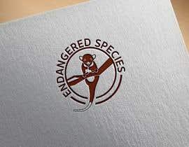 nº 9 pour Logo Design - Endangered Species par lucianito78