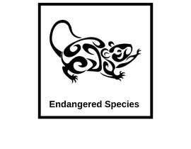 nº 35 pour Logo Design - Endangered Species par akderia
