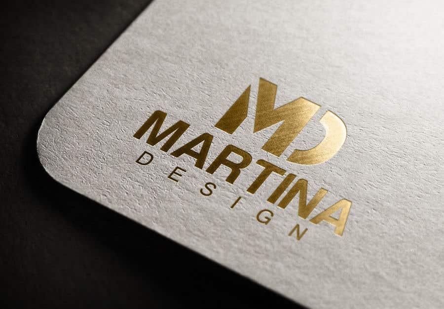 Konkurrenceindlæg #113 for MD Fashion designer logo