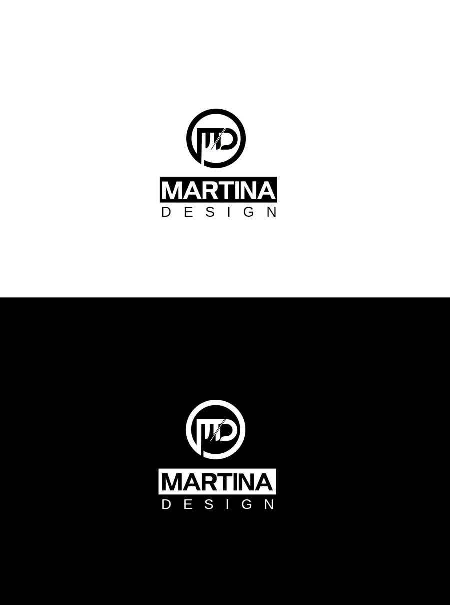 Bài tham dự cuộc thi #118 cho MD Fashion designer logo