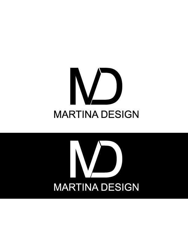 Konkurrenceindlæg #111 for MD Fashion designer logo