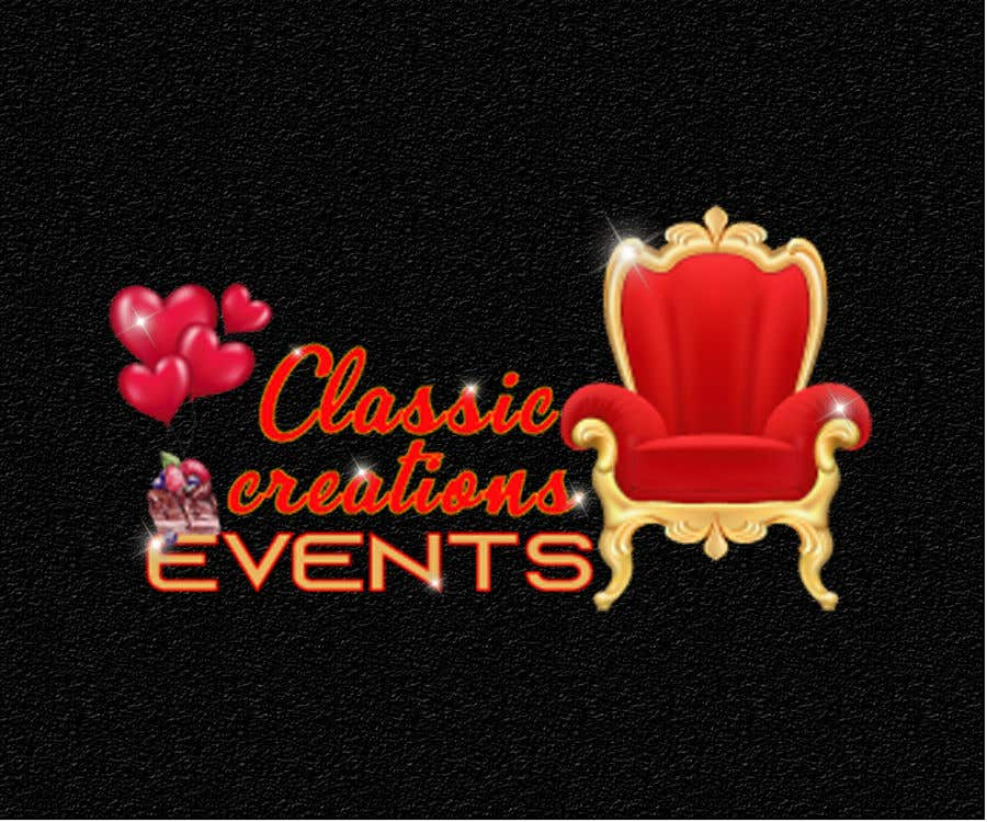 Inscrição nº 58 do Concurso para Classic Creations Events