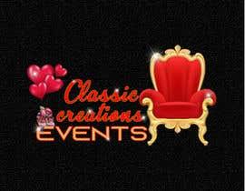 #58 para Classic Creations Events por pjanu