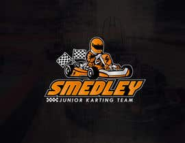 #74 for LOGO: SMEDLEY JUNIOR KARTING TEAM by ncag