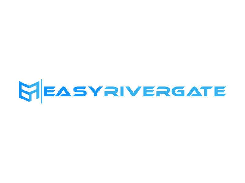 Penyertaan Peraduan #153 untuk Logo design for Rivergate Companies and Easy Storage Partnership