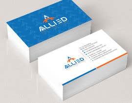 #832 for Design a business card af Uttamkumar01