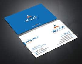 #814 for Design a business card af nishupal87