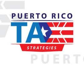 Nro 12 kilpailuun Puerto Rico Tax Strategies logo käyttäjältä febrivictoriarno