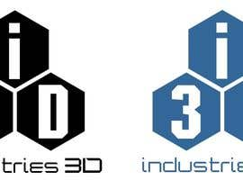 #36 para Logo Design for Innovative 3D Printing/Production Company por JalieX
