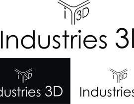 #30 para Logo Design for Innovative 3D Printing/Production Company por cioncabogdan