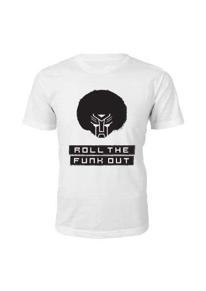 Penyertaan Peraduan #32 untuk Design a T-Shirt for www.FunkandLove.com