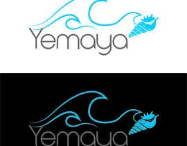 "#3 for I need a logo designed. The word ""Yemaya"" ocean themed With sea shells,  cowrie shells , star fish , mermaid , conch seashell. af acucalin"