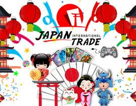 #15 para website banner design + possible additional extra work - Trading cards / Japanese goods por afrin18sadia