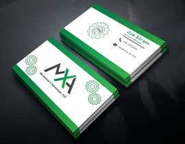 Nro 39 kilpailuun Design business cards käyttäjältä rezwanahmed70