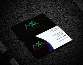 Nro 42 kilpailuun Design business cards käyttäjältä tanviristiak