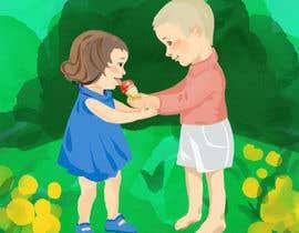 Nro 30 kilpailuun Illustration of Kindness käyttäjältä NatalieNikkol