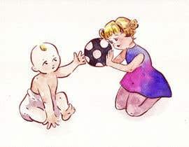 Nro 18 kilpailuun Illustration of Kindness käyttäjältä kondaase