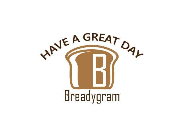 Contest Entry #4 for BreadyGram Logo