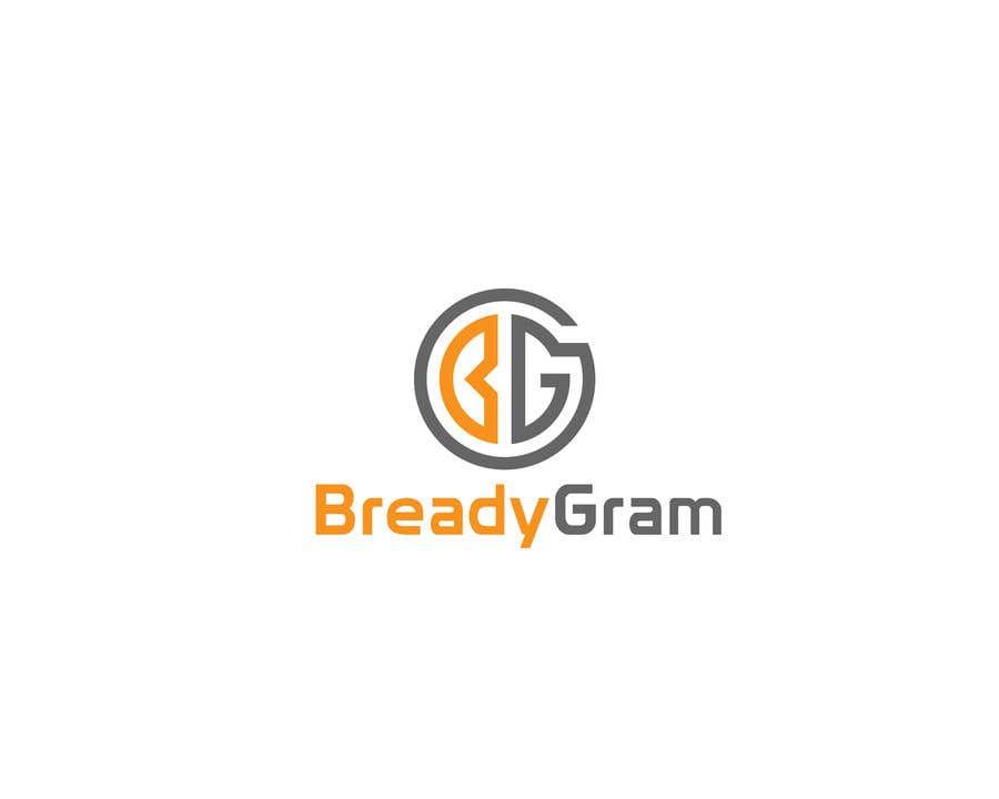 Proposition n°84 du concours BreadyGram Logo