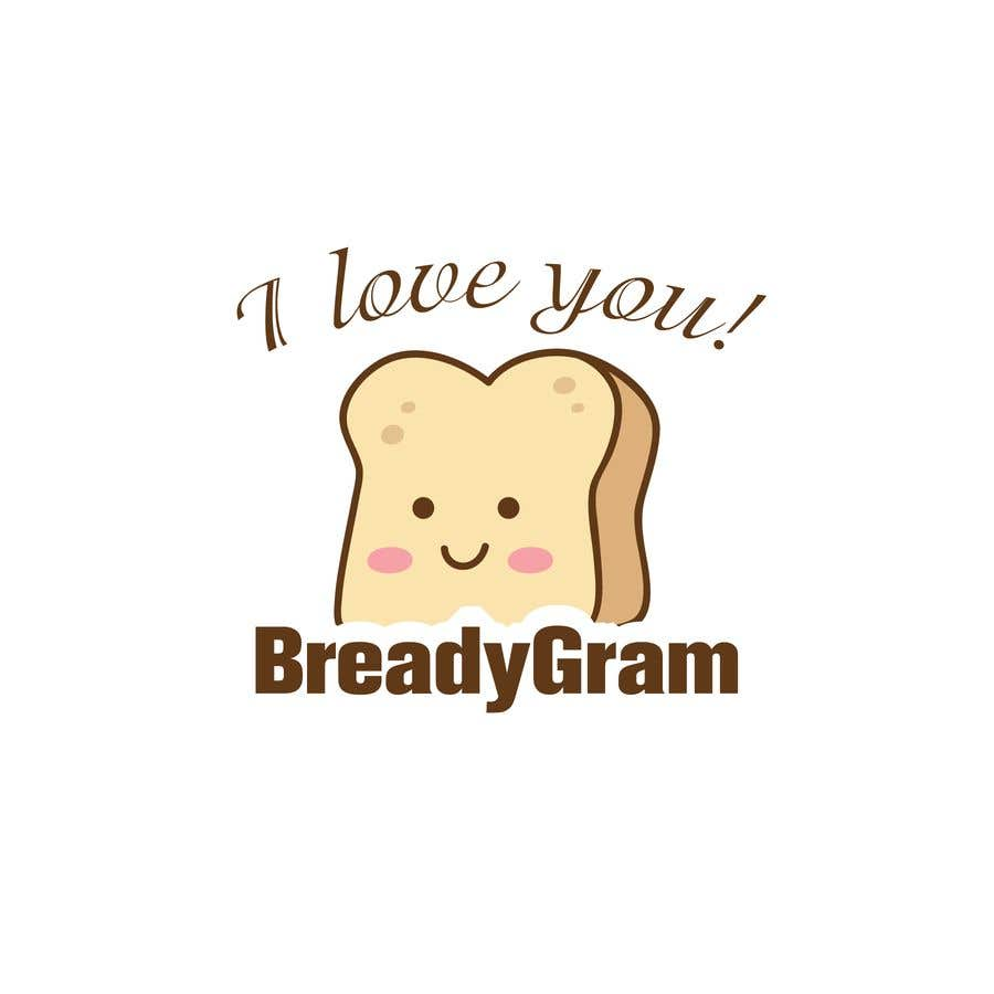 Contest Entry #123 for BreadyGram Logo