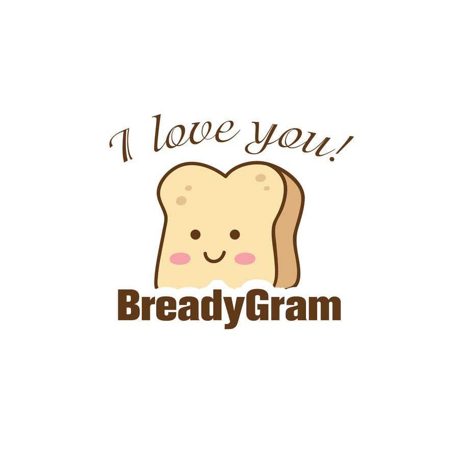 Proposition n°123 du concours BreadyGram Logo