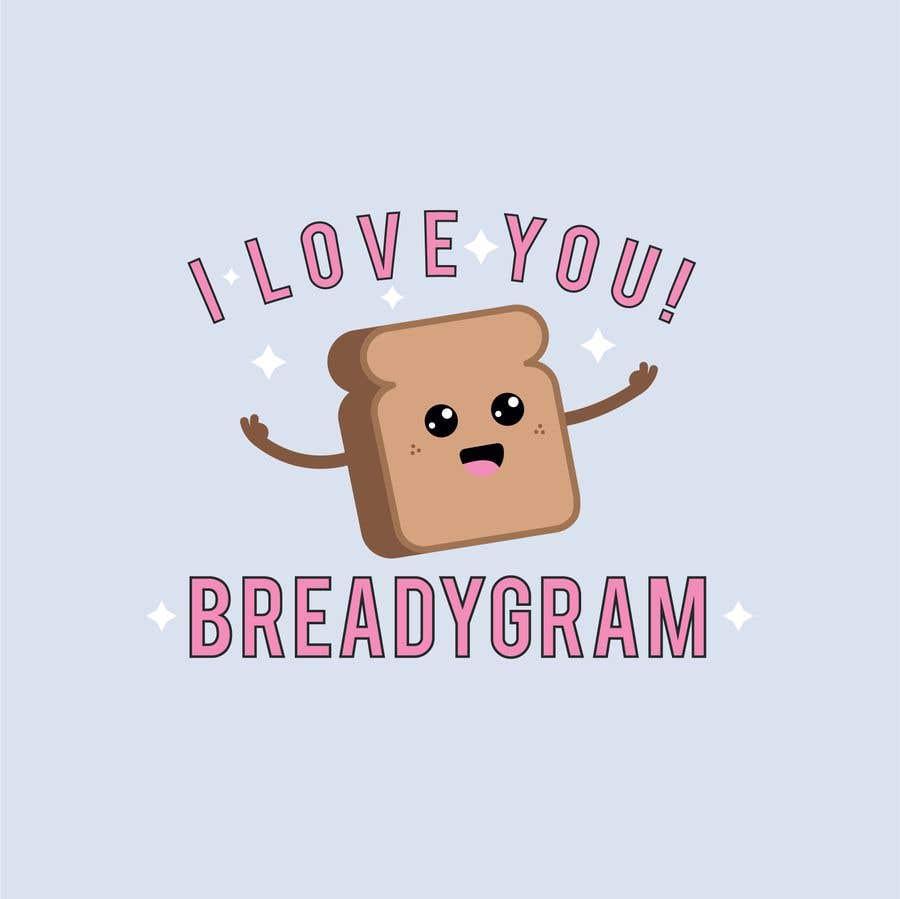 Penyertaan Peraduan #124 untuk BreadyGram Logo