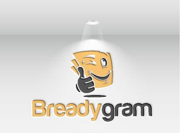 Proposition n°52 du concours BreadyGram Logo