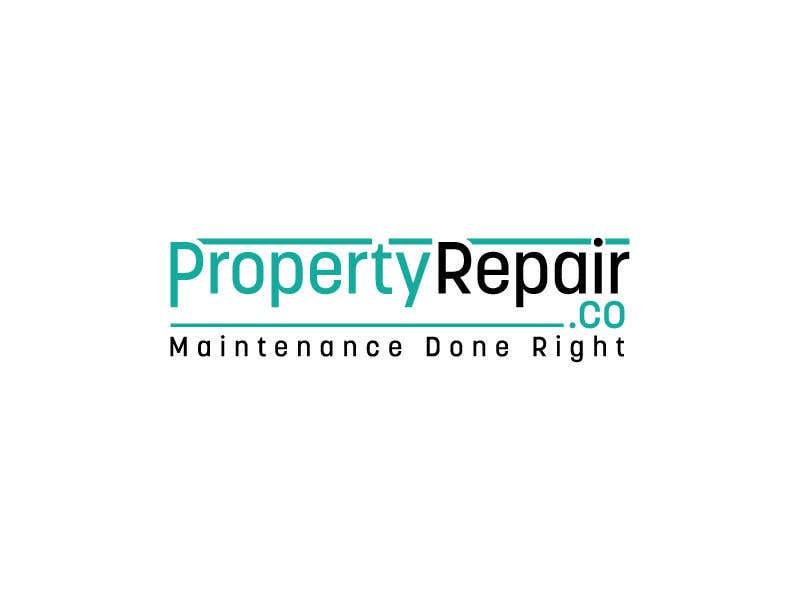 Konkurrenceindlæg #29 for Logo design for property repair